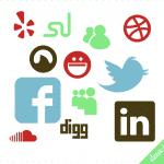 social network reseaux sociaux facebook twitter linkedin