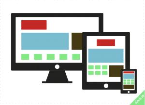 responsive design mobile tablet pc mac web internet