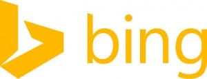 logo bing search engine new