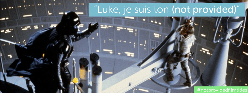 luke je suis ton not provided