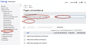 bing connected pages: how to connect it