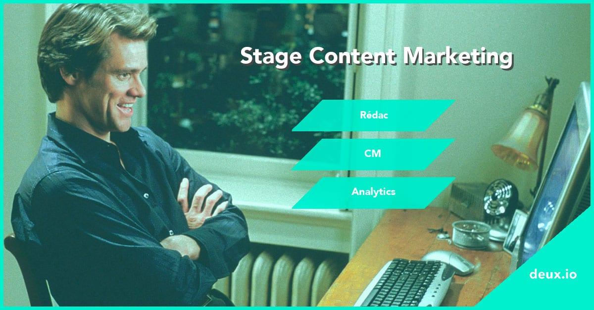 stage content community management