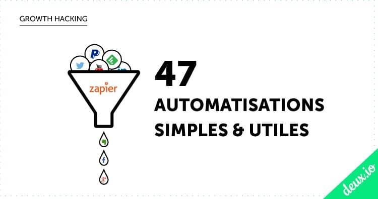 automatisation-zapier
