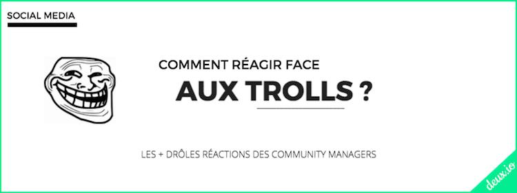 reagir face aux trolls