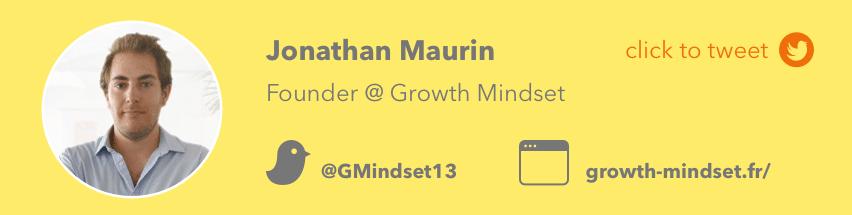 jonathan maurin growth mindset
