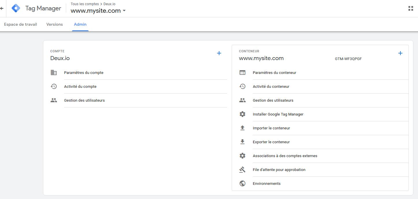 Google Tag Manager 8