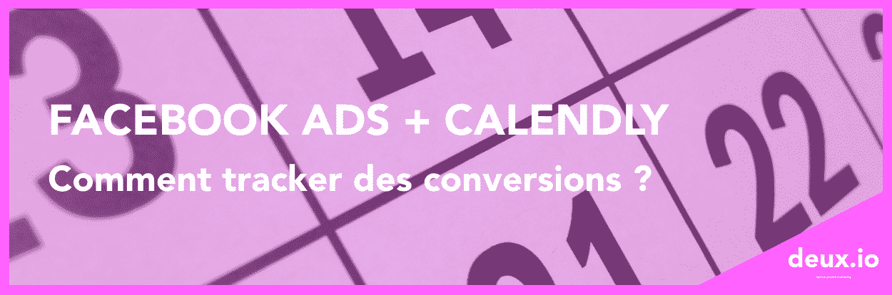 Facebook ads Calendly Tracking