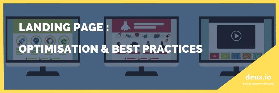 Landing Page Optimisation Best Practices