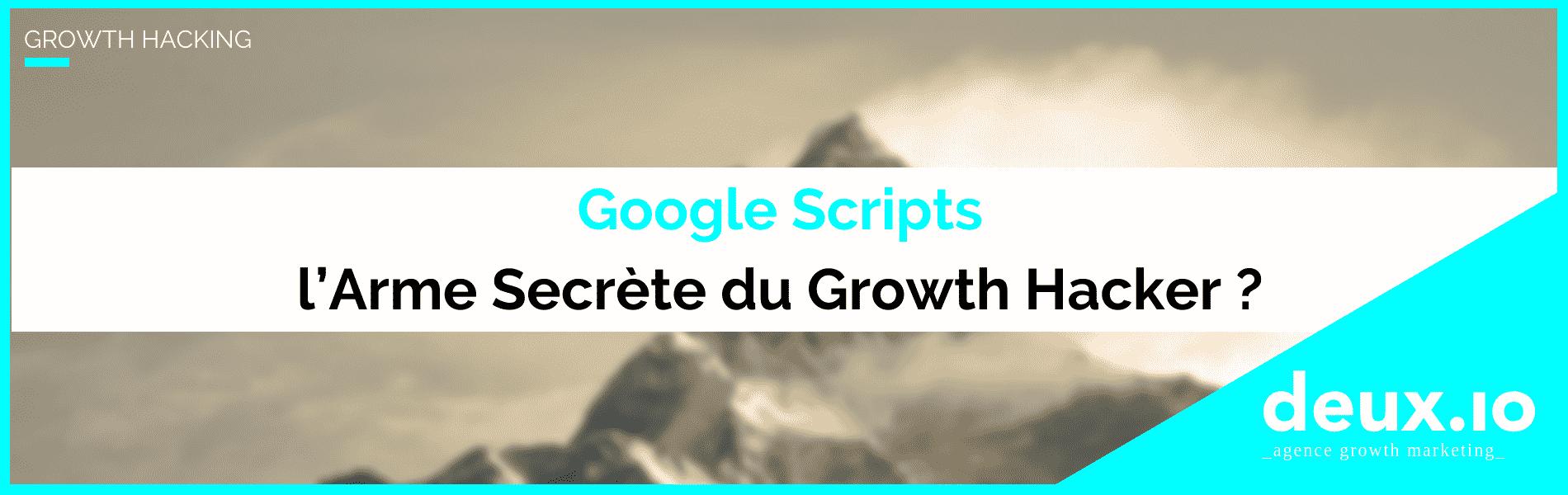 google script featured